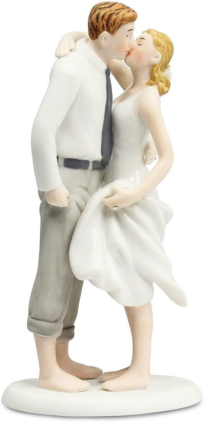 Wedding Collectibles Beach Get Away Wedding Cake Topper