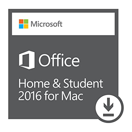 microsoft office home student 2016 for mac 1 user mac download