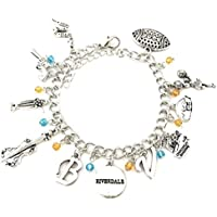 Beaux Bijoux Riverdale Charm Bracelet - Riverdale Inspired Jewellery in Gift Box