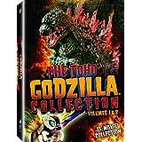 Godzilla Mega Set - Set / Godzilla Vs. Destroyah / Godzilla Vs. Spacegodzilla / Godzilla Vs. King Ghidorah / Godzilla Vs. Mothra (1992) / Rebirth of Mothra / Rebirth of Mothra II - Set