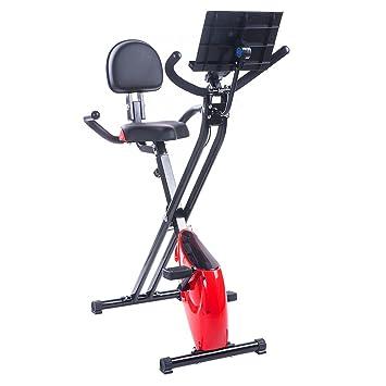 BTM plegable bicicleta estática magnética X-Bike F-Bike Fitness ejercicio de Cardio Pérdida