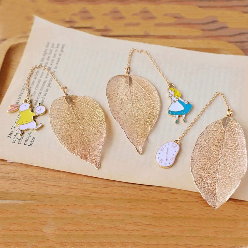 Fashion Rabbit orologio ragazza segnalibri ufficio scuola cancelleria carta accessori Longyitrade Girl# Small