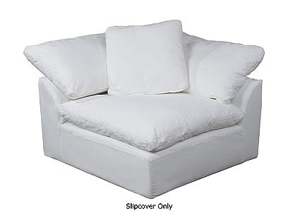 Amazon.com: Sunset Trading Cloud Puff Sofa Sectional Modular ...