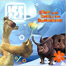 Ice Age: Stop and Smell the Dandelion (A Scratch-and-Sniff ... | 220 x 221 jpeg 8kB