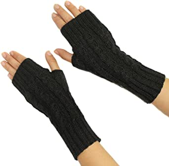 Ladies Llama Design Woollen Gloves Choice of Colours 100/% Wool from Ecuador