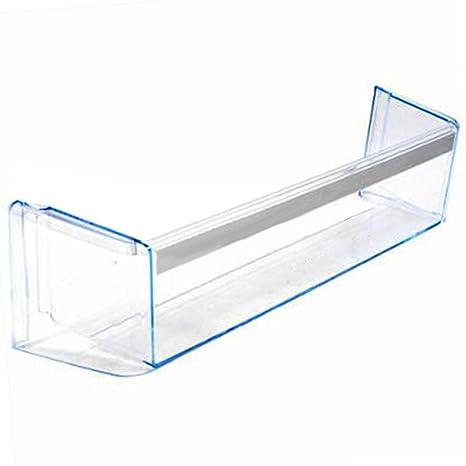 Spares2go 100 mm Bandeja estante de la puerta para Bosch frigorífico congelador/refrigerador