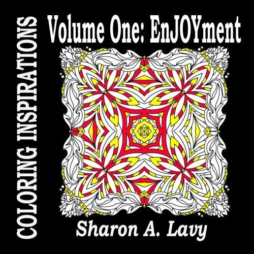 EnJOYment, Vol. 1: Coloring Inspirations (Volume 1) pdf epub