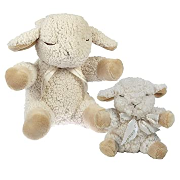 Amazon.com: Cloud B Sleep Sheep máquina de sonido de Peluche ...
