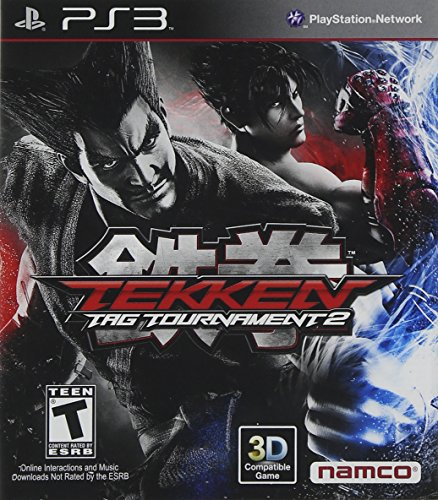 Tekken Tag Tournament 2 PS3 (Alle 2 Tag)