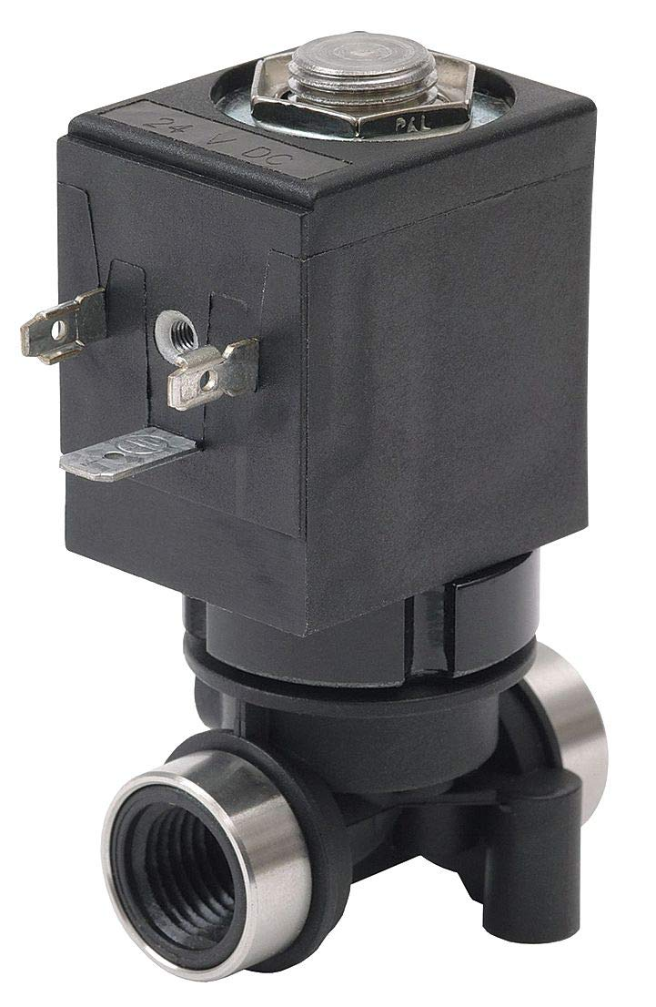 6200-B60-AAB7B 2-Way//2-Position Valve Design Normally Closed Spartan Scientific Glass Filled Nylon Solenoid Valve
