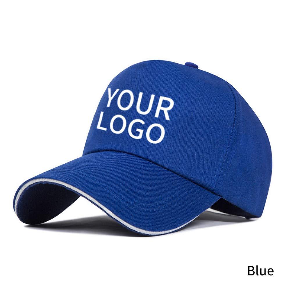 SYQY Gorra de Beisbol Gorra de béisbol Personalizada Logotipo ...