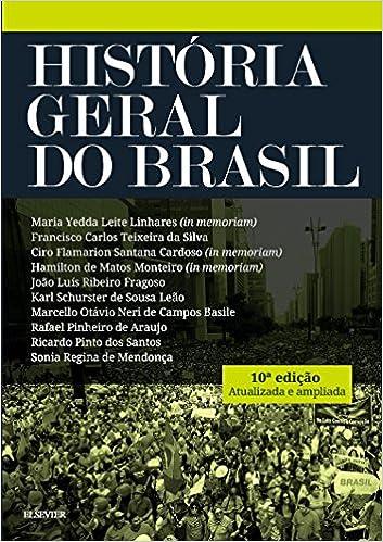 01d69ebb4f História Geral do Brasil - 9788535285437 - Livros na Amazon Brasil