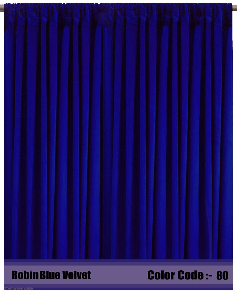 Amazon.com: SAARIA Stage Sound Absorbing Backdrop Restaurant Stage ...