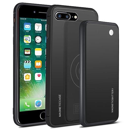 KALLOWLY Funda Bateria para iPhone 7 Plus iPhone 8 Plus ...