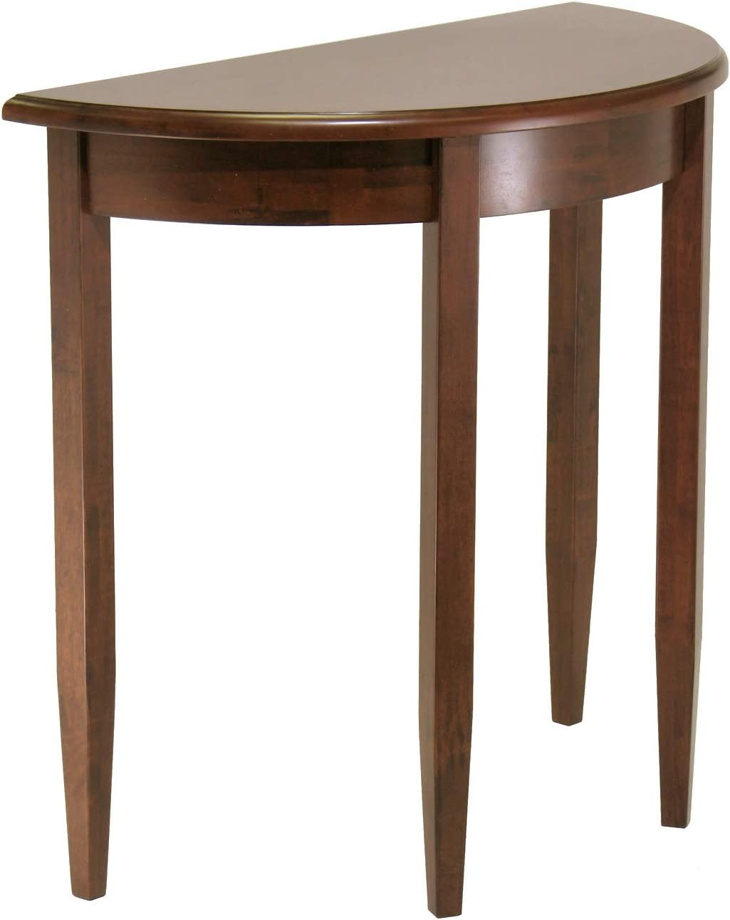 Winsome Concord Occasional Table, Walnut