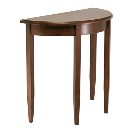 Winsome Wood 94132 Concord Occasional Table Antique Walnut