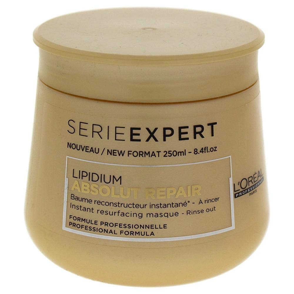 L'Oreal Professional Serie Expert Absolut Repair Lipidium Masque, 8.44 Ounce