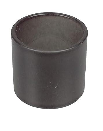 Waipawama schwarzes Ersatzglas kompatibel mit Eleaf Melo 3, 4,0 ml Farbwechsel