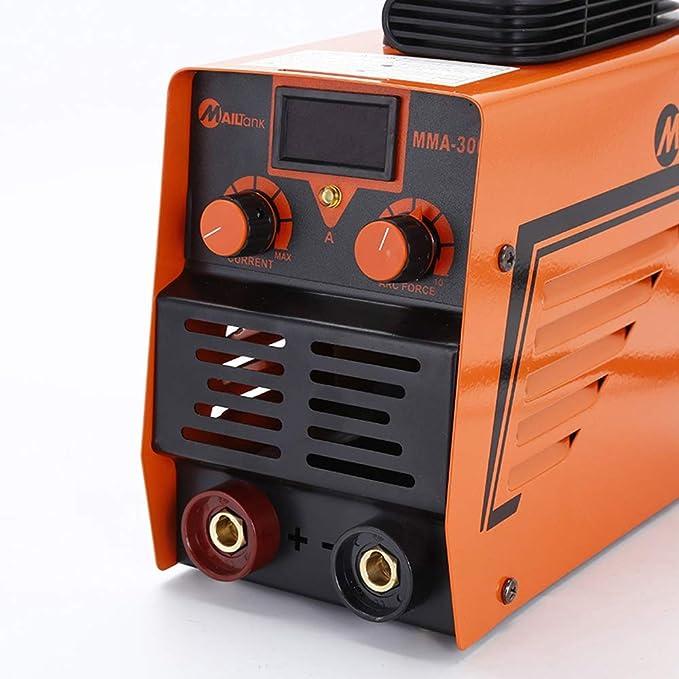 XMAGG® Soldador Inverter Profesional Soldadora Electrodos Equipo de ...