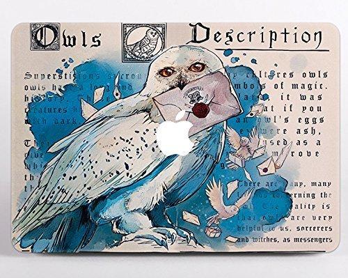 Harry Potter Hedwig Owl Post Hogwarts Letter Of Acceptance MacBook Air 11 13 Pro 15
