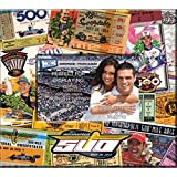 Formula 1 Indianapolis 500 8 x 8 Ticket and Photo Album Scrapbook, Small