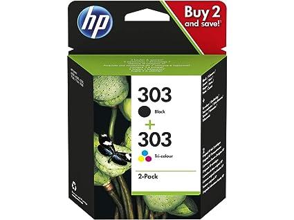 Hewlett-Packard 303 - Papel para Impresora HP Envy Photo ...