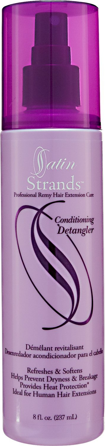 Amazon Satin Strands Hair Extension Cleansing Conditioning