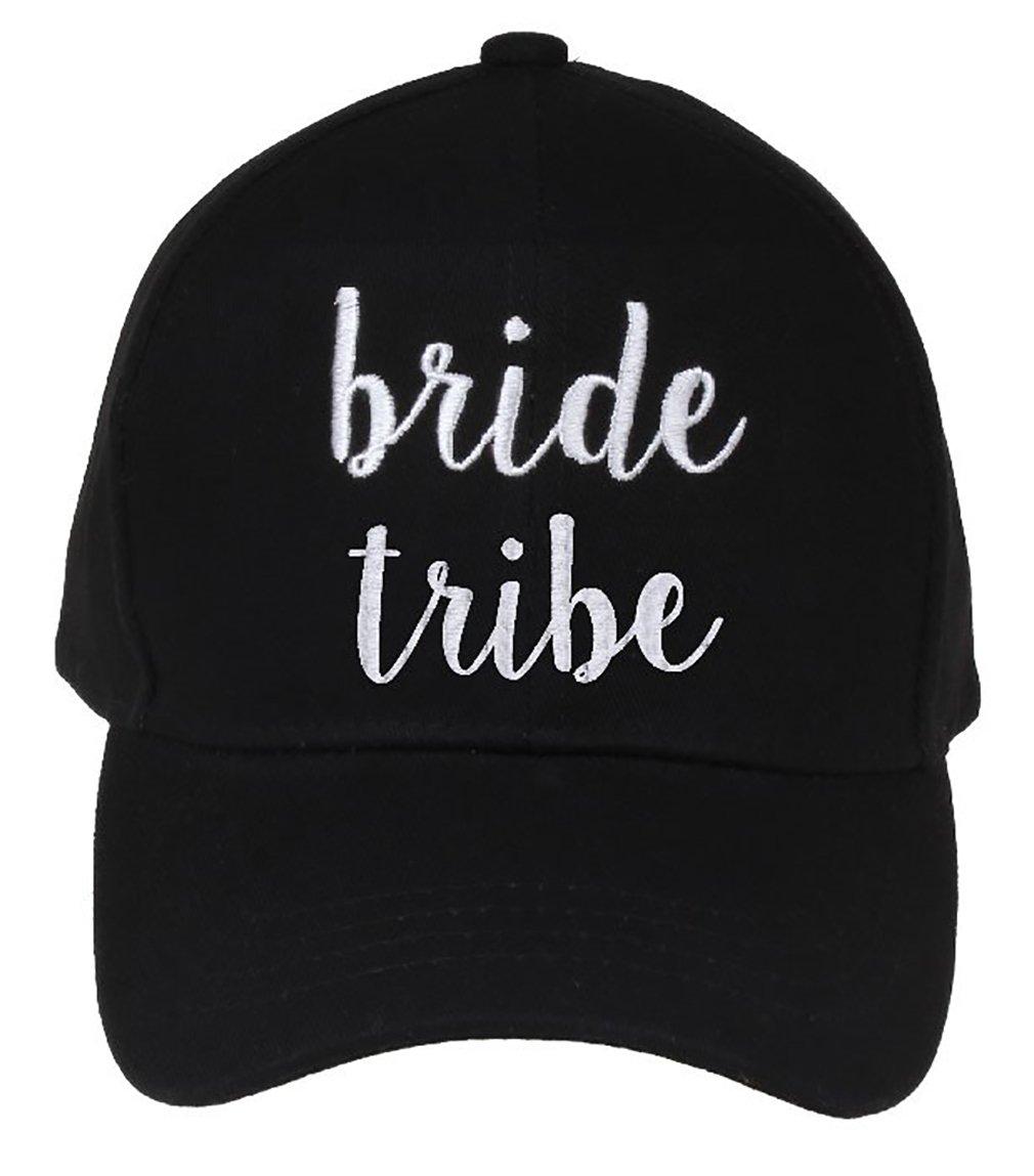 Funky Junque HAT レディース B07BGDCQ9G Bride Tribe - Black Bride Tribe - Black -