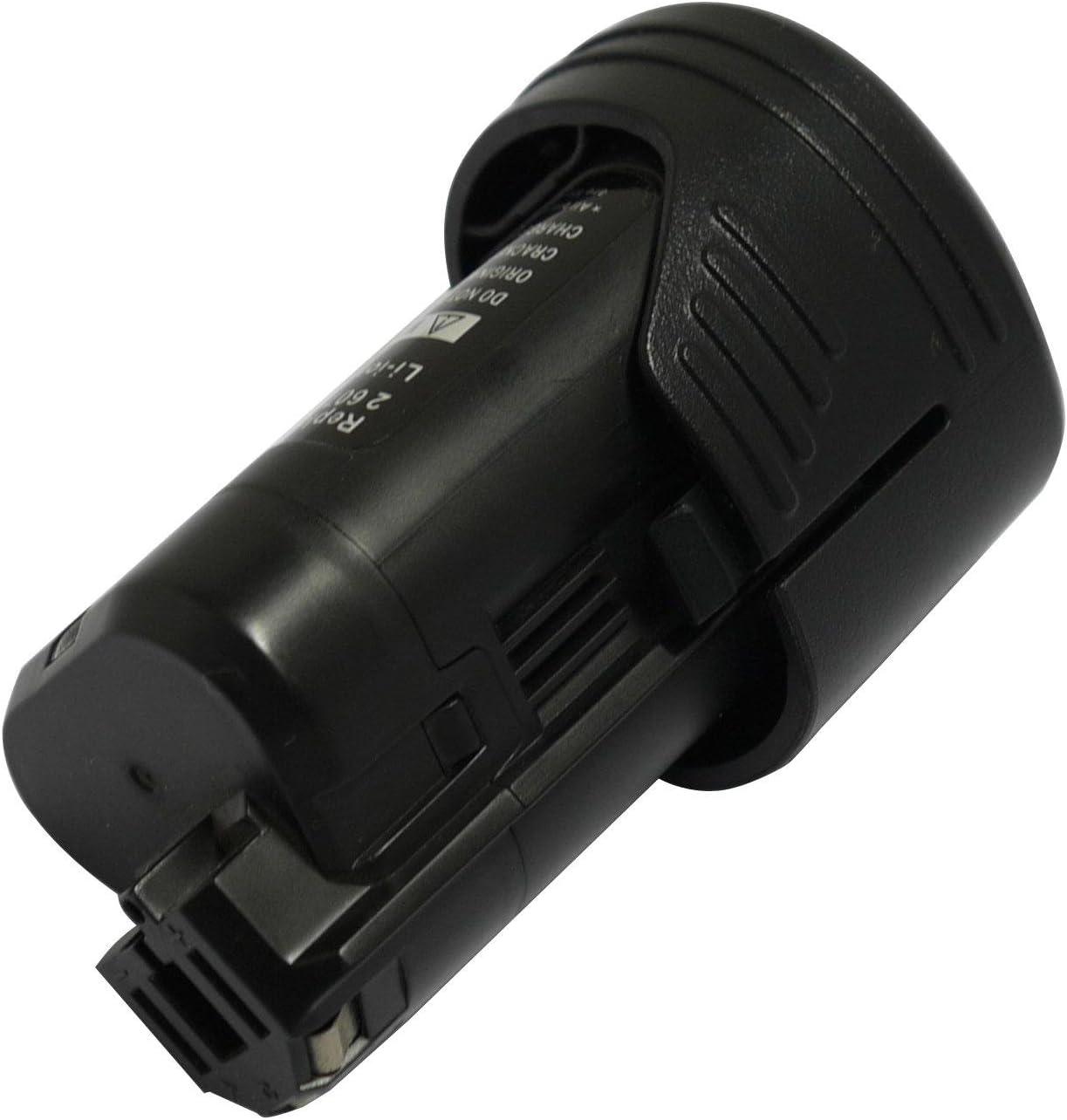 PowerSmart® 1500 mAh Li-Ion batería para Würth 07006522, Master 10,8, 0700996210