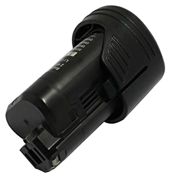 Power Smart 1500 mAh 10.80 V batería de ion de litio para Würth 07006522, S de 10 a Power, 0700996210, 700 996 213, 0700996213, Master 10.8