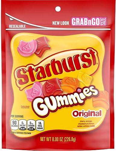 Starburst Gummies Originals Candy, 8 ounce (Pack of 8): Amazon.es: Alimentación y bebidas