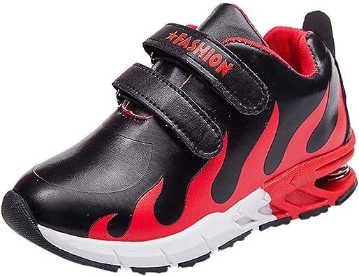 ❥ Harpily Zapatos de Running para Bebe Niño Zapatillas Deportivas ...
