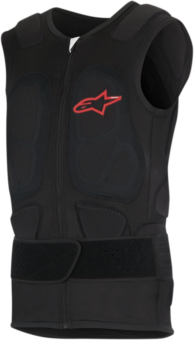 Alpinestars Men's Track Vest 2 (Black, X-Large) by Alpinestars