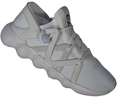 f4253e19b adidas Y 3 Trainers Neoprene Body Chunky Tube Sole S82125 Y3 KYUJO  Low-White (
