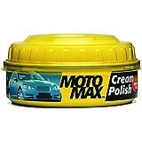 Motomax Cream Polish, 230 gm for car and Bike