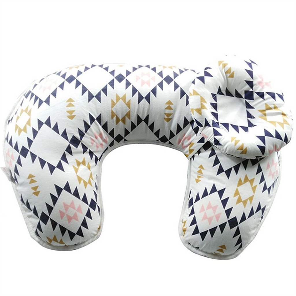 Borje New Design 45°Angle Newborn Breastfeeding Adjustable Pillow for Babies Nursing Baby Lounger