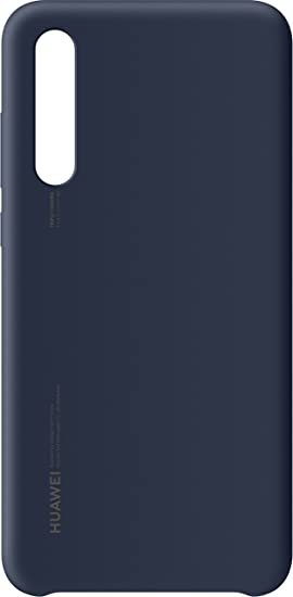 rivenditore online 3493e aa309 Huawei P20 Pro - Silicon Cover, Deep Blue - suitable for Huawei P20 Pro