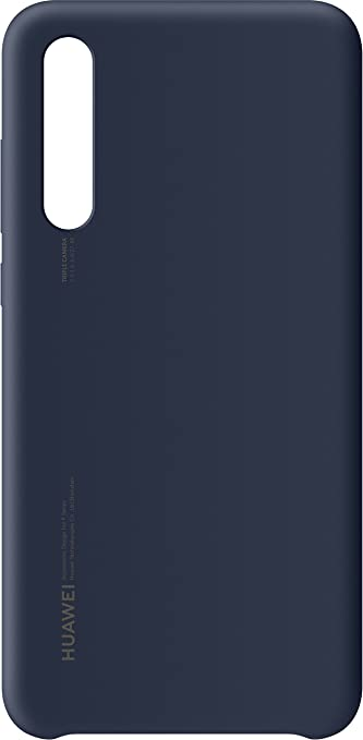 Huawei 51992384 Silicon Schutzhülle Für P20 Pro Blau