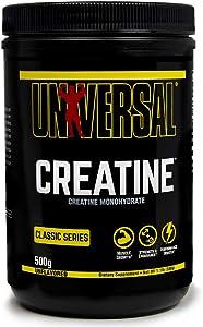 Universal Nutrition Creatine, 500-gram, Powder, Unflavored, 1.1 Pound (Pack of 1) (FID2158_1)