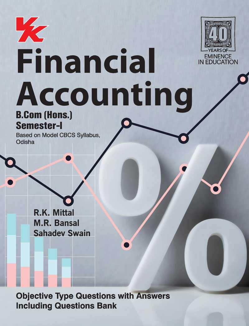 Financial Accounting B.Com(Hons.) 1st Year Semester-I Odisha University (2020-21) Examination