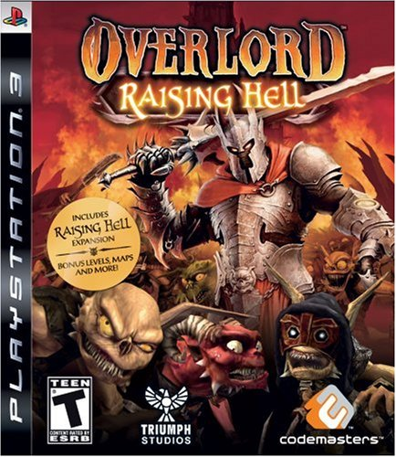 Overlord: Raising Hell - Playstation 3