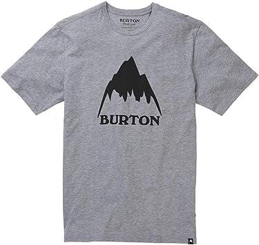 Burton Classic Mountain High Camisetas, Hombre: Amazon.es: Ropa y accesorios