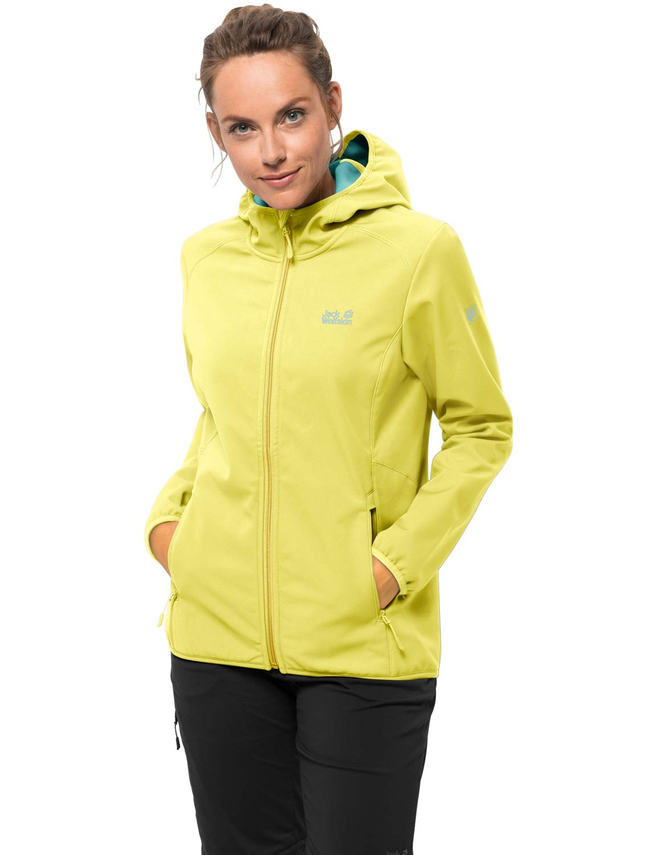 d1778b4a56c704 Jack Wolfskin Northern Point Women s Softshell Jacket  MainApps   Amazon.co.uk  Sports   Outdoors