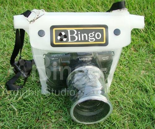 Bingo Slr Camera Waterproof Cover - 1