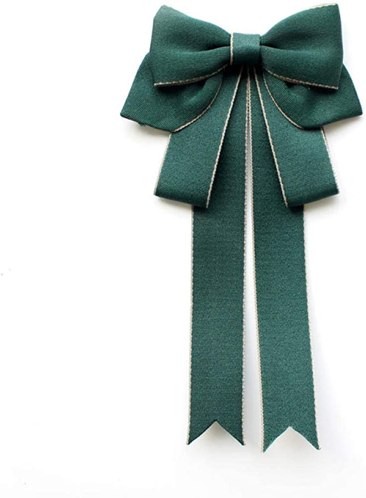Broche Broches para Mujer Broches Corbata De Lazo Collar Cuerda ...