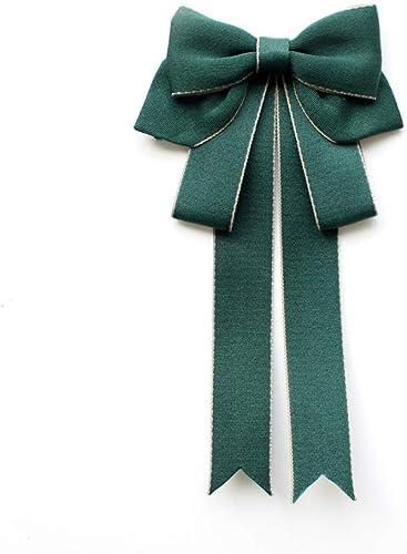 Broche Broches para Mujer Broches Corbata De Lazo Collar ...