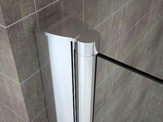einzelfalt Puerta Puerta plegable Mampara para puerta de ducha ...