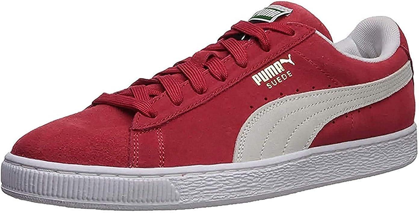 Puma Men's Suede Classic Sneaker: Puma