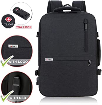Mochila Anti Theft Backpack Men Laptop Bagpack Antitheft Mens ...
