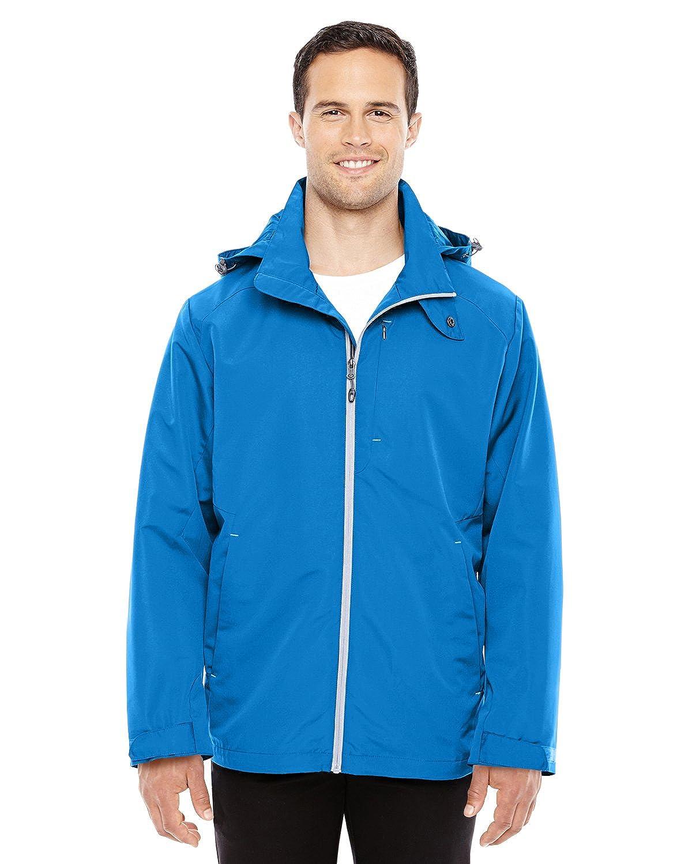Men's Insight Interactive Shell Jacket, NAU BLU/ PLT 413, XXXX-Large (US)